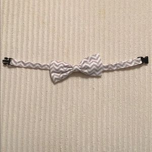 Other - Chevron toddler/baby bow tie